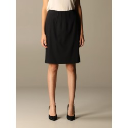 Emporio Armani Skirt Emporio Armani Skirt In Wool And Viscose Blend found on Bargain Bro UK from Italist