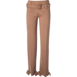 Prada Ruffled Detail Trousers found on Bargain Bro India from italist.com us for $600.82
