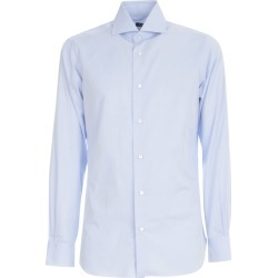 Barba Napoli Twill Shirt found on MODAPINS from Italist for USD $219.43
