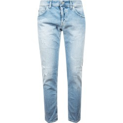 Dondup Distressed Effect Jeans found on MODAPINS from Italist for USD $261.35