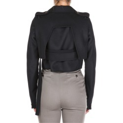 Rick Owens Larry Coats found on Bargain Bro Philippines from Italist Inc. AU/ASIA-PACIFIC for $1983.39