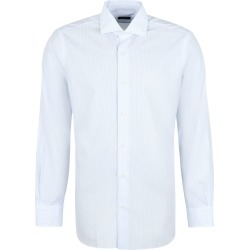 Barba Napoli Checked Cotton Shirt found on MODAPINS from italist.com us for USD $225.95
