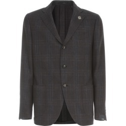 Lardini Checked Jacket found on MODAPINS from Italist for USD $932.55