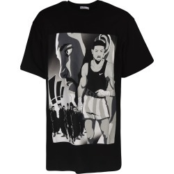 ih nom uh nit Creed Print T-shirt found on Bargain Bro Philippines from Italist Inc. AU/ASIA-PACIFIC for $259.71