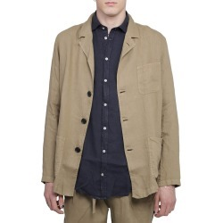Massimo Alba Beige Florida Jacket found on MODAPINS from italist.com us for USD $282.61