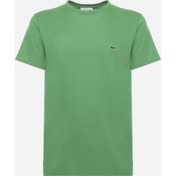 Lacoste Green Cotton Jersey T-shirt found on Bargain Bro UK from Italist