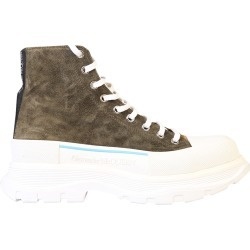 Alexander McQueen Suede Sneakers found on MODAPINS from italist.com us for USD $523.11