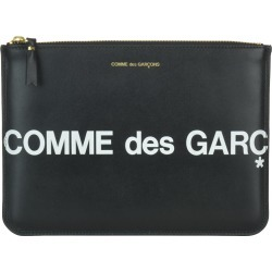 Comme Des Garçons Wallet Huge Logo Wallet found on Bargain Bro UK from Italist