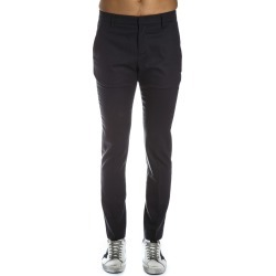 Dondup Dark Blue Wool Pants found on MODAPINS from Italist for USD $338.25