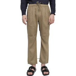 Massimo Alba Beige Keywest Trousers found on MODAPINS from italist.com us for USD $209.09