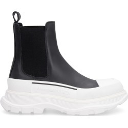Alexander McQueen Tread Slick Chelsea Boots found on MODAPINS from italist.com us for USD $679.82