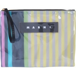 Marni Clutch With Logo found on Bargain Bro India from Italist Inc. AU/ASIA-PACIFIC for $333.75