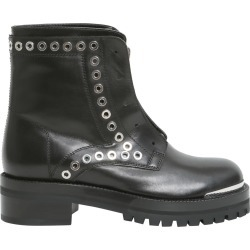 Alexander McQueen Biker Boots found on Bargain Bro Philippines from Italist Inc. AU/ASIA-PACIFIC for $725.74