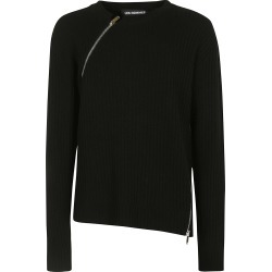 Les Hommes Double-zip Detail Sweater found on MODAPINS from Italist for USD $433.01