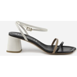Marc Ellis Gena Leather Sandals found on MODAPINS from Italist for USD $165.57
