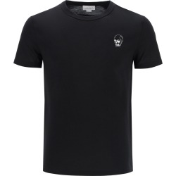 Alexander McQueen Playing Card Skull Print T-shirt found on Bargain Bro UK from Italist