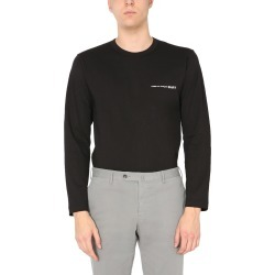 Comme des Garçons Shirt Crew Neck T-shirt found on Bargain Bro India from italist.com us for $112.83