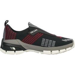 Prada Cross Section Slip-on Shoes