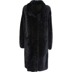 Drome shearling coat. Collar found on MODAPINS from Italist for USD $2362.41