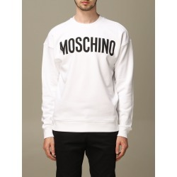 Moschino Couture Sweatshirt Moschino Couture Crewneck Sweatshirt With Mirror Print found on Bargain Bro Philippines from italist.com us for $191.34
