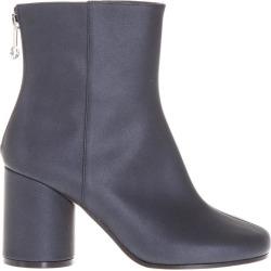 Maison Margiela Satin Effect Calfskin Ankle Boots found on Bargain Bro UK from Italist