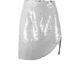 Amen Silver-tone Sequin Skirt found on MODAPINS from Italist for USD $240.35