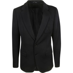 Dolce & Gabbana Logo Embroidered Blazer found on Bargain Bro Philippines from Italist Inc. AU/ASIA-PACIFIC for $1413.92