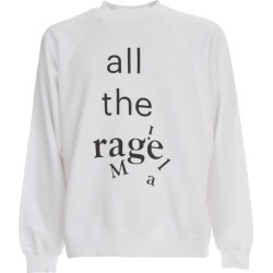 Maison Margiela Sweatshirt Over Cotton W/written found on Bargain Bro UK from Italist