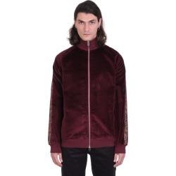 Maharishi Sweatshirt In Bordeaux Velvet found on MODAPINS from Italist for USD $390.99