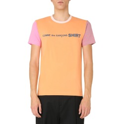 Comme des Garçons Shirt Crew Neck T-shirt found on Bargain Bro India from italist.com us for $105.44