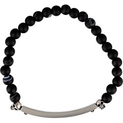 Alexander Mcqueen Skull And Beads Bracelet found on Bargain Bro India from italist.com us for $208.22