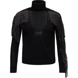 Pinko Sweater With Fringed Detail found on Bargain Bro UK from Italist