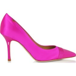 Tory Burch Imperial Pink Penelope 85mm Cap-toe Pumps found on Bargain Bro UK from Italist