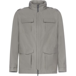 Herno Pockets Nylon Jacket found on MODAPINS from Italist for USD $502.70