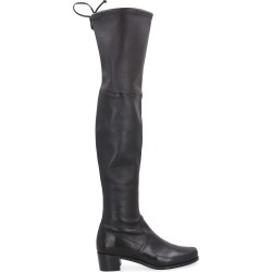 Stuart Weitzman Midland Stretch Leather Over-the-knee Boots found on Bargain Bro UK from Italist