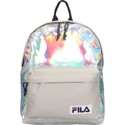 Fila Malmo Backpack In Silver Tech/synthetic