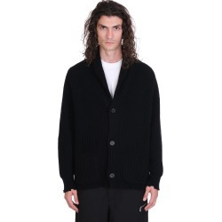 Laneus Cardigan In Black Cashmere found on MODAPINS from italist.com us for USD $890.43