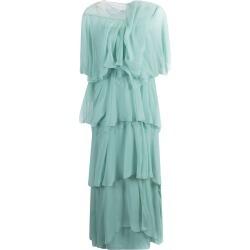 Alberta Ferretti Asymmetric Dress found on MODAPINS from Italist for USD $3290.45
