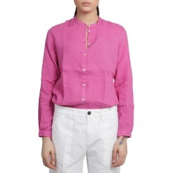Massimo Alba Magenta Syrma Shirt found on MODAPINS from italist.com us for USD $212.36