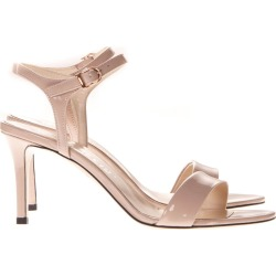 Marc Ellis Powder Patent Leather Sandals found on MODAPINS from Italist for USD $123.21