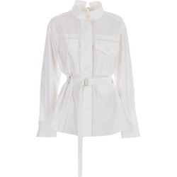Sacai Belted Utility Shirt found on Bargain Bro India from italist.com us for $529.39