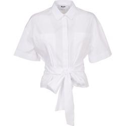 MSGM White Shirt found on Bargain Bro UK from Italist