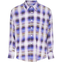 Our Legacy Static Tv Check Shirt found on Bargain Bro UK from Italist