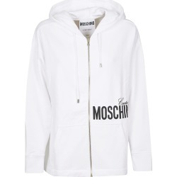 Moschino Couture Zipped Hoodie found on MODAPINS from Italist for USD $499.27