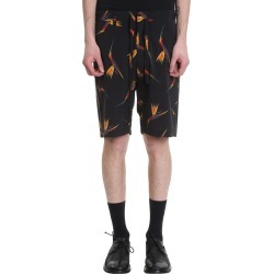 Attachment Black Polyester Shorts found on MODAPINS from Italist Inc. AU/ASIA-PACIFIC for USD $363.67