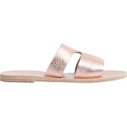 Ancient Greek Sandals Apteros Slide Sandals found on MODAPINS from Italist for USD $138.57