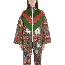 Gucci gg Supreme Flora Sweatshirt found on MODAPINS from Italist for USD $1345.94