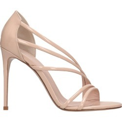 Le Silla Sandals In Powder Patent Leather found on MODAPINS from italist.com us for USD $339.29