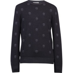 Alexander McQueen Intarsia Sweater found on MODAPINS from Italist for USD $849.58