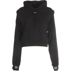 Off-white Logo Hoodie found on Bargain Bro India from Italist Inc. AU/ASIA-PACIFIC for $895.03